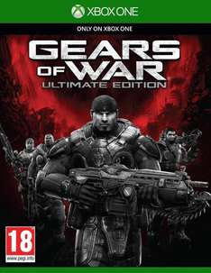Gears of War - Ultimate Edtion (Xbox One) für 23,43 € > [amazon.es]