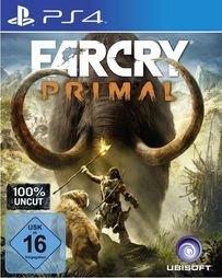 Far Cry Primal - PS4 Version - offline für 39.95€ / online +3,90€ Versand bei Netgames
