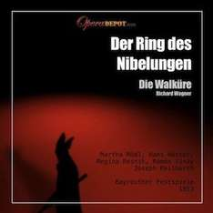 [download operadepot.com] Richard Wagner Die Walküre Bayreuth 53 Joseph Keilberth