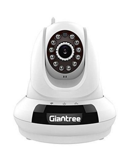 IP Kamera Weiß - Giantree H.264 HD 1280x720P Baby - 61,99 mit Code