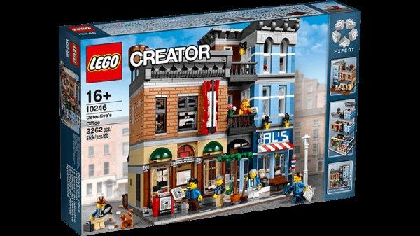 VORBEI: Lego 27,8% auf alles bei Galeria Kaufhof z.B. Creator Detektivbüro für 108,37 statt 149,99