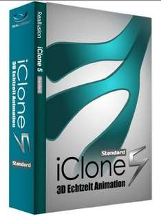 [Giveaway of the day] Reallusion iClone 5 Standard (3D-Grafiksoftware) kostenlos (Win)