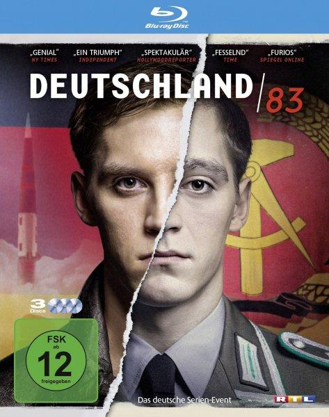 (Amazon Prime) Deutschland 83 - Blu-Ray für 18,69 EUR