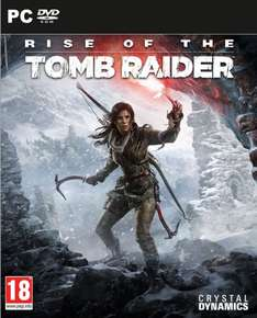 Rise of the Tomb Raider - PC Box - für 34,95€ bei Coolshop