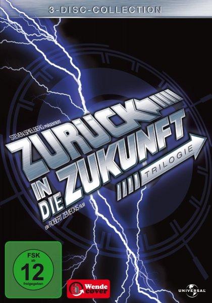 [Media-Dealer] Zurück in die Zukunft - 3-Disc-Collection (DVD) für 9,96€