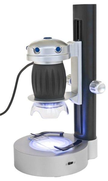 [Amazon] Bresser Junior 8854500 USB Mikroskop mit Halterung 1.3 Megapixel, 20x/200x Vergrößerung Auflicht/Durchlicht für 18,29€ (Prime inkl. VSK)