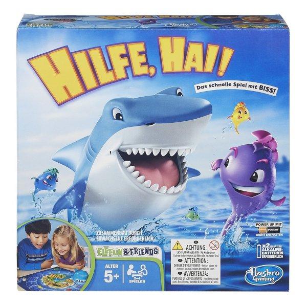 Hasbro - Hilfe, Hai! (2015 Edition) für 5,89€ bei Amazon (Plus Produkt)
