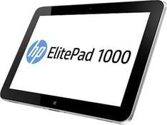 "HP ElitePad 1000 G2 - 10,1"" Full HD IPS, Intel® Atom™ Z3795, 4GB Ram, 64 GB eMMC, 8MP Kamera, Intel HD Graphics, Windows 10 Pro (Refurbished) für 151,45€ bei Conrad.de"