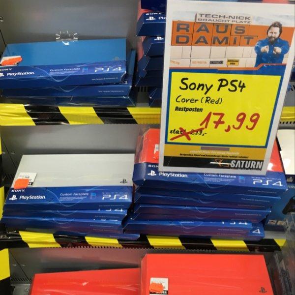BOCHUM Sony PS4 Customer Faceplate HDD