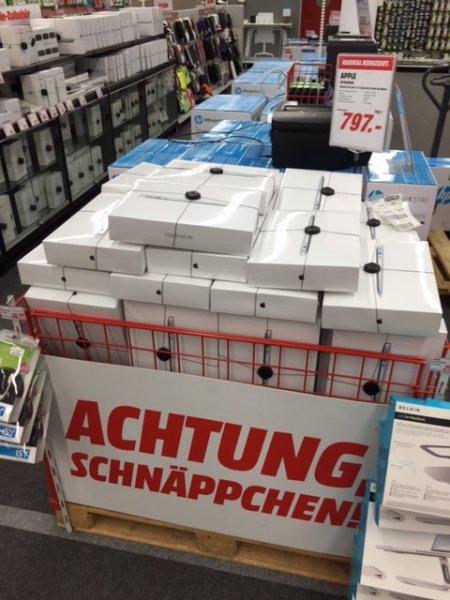 [Lokal Haidhausen] Apple Macbook Air für 797€ @Media Markt
