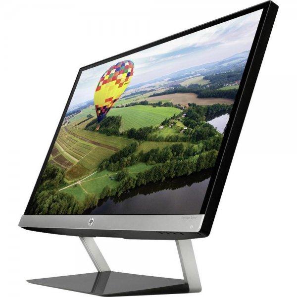 [Conrad] HP Pavilion 24cw Monitor (23,8'' FHD IPS, 250cd/m², 1.000:1, VGA + 2x HDMI) für 137,45€