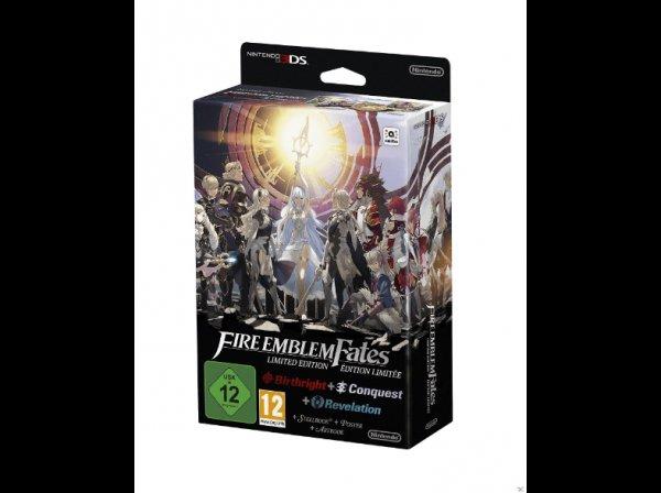Fire Emblem Fates Special Edition Nintendo 3DS bei Thalia.de für 64.99 inkl. VSK VORBEI