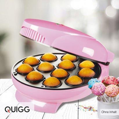 [ Aldi Nord ] QUIGG Cakepop- und Cupcake-Maker
