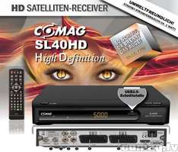 [Edeka Ulm-Lehr] Verschiedene Comag SAT-Receiver SL40HD für 10€ / SL900HD für 10€ und weitere