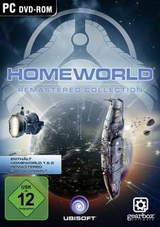 Homeworld Remastered Collection für 9,99€ bei Amazon 3-4 Wochen Lieferzeit