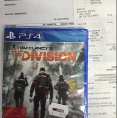 [Lokal Saturn Hansaring Köln] Tom Clancy's The Division