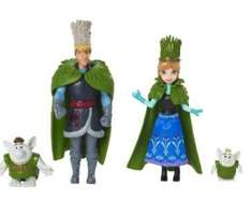 [Amazon] Die Eiskönigin Hochzeit Geschenkset - Minifiguren, Anna, Kristoff und zwei Trolle für 7,43€ statt ca. 17€