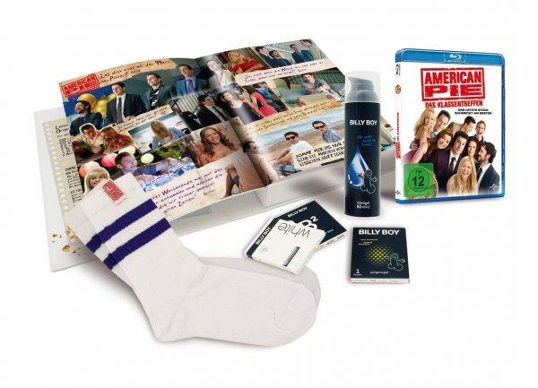 American Pie - Das Klassentreffen - Limited Collector's Edition (Blu-ray) für 9,99€ bei Media-Dealer
