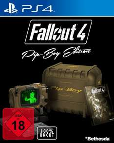 [Amazon WHD] PS4 -  Fallout 4 Uncut - Pip-Boy Edition für 63,32 € inkl. Versand