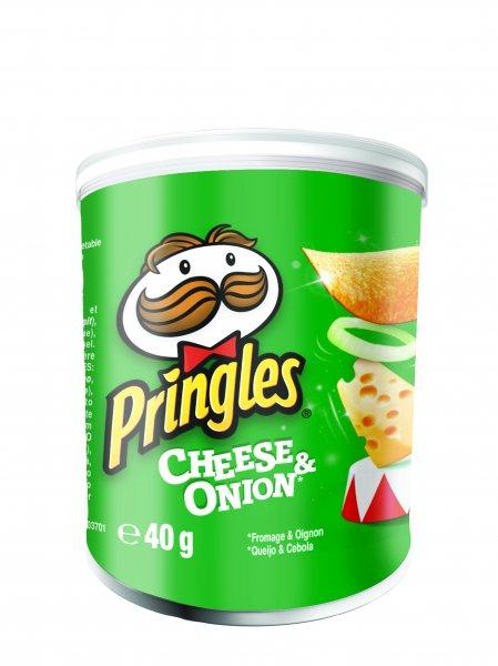 12x 40g Dose Pringles Sweet Paprika 0,99€ / lebensmittel.de + VSK