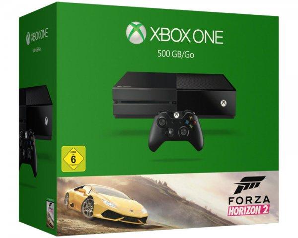 Lokal Saturn München OEZ - Xbox One 500gb inkl. Forza Horizon 2 (269€)