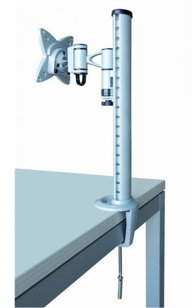 "[shop2rock.de] QUIK LOK TM-109 TI Opera LCD-Tischhalterung, Aluminium, VESA 75/100mm, bis 15kg (32"" LCD's) 7,90€ + 3€ Versand"