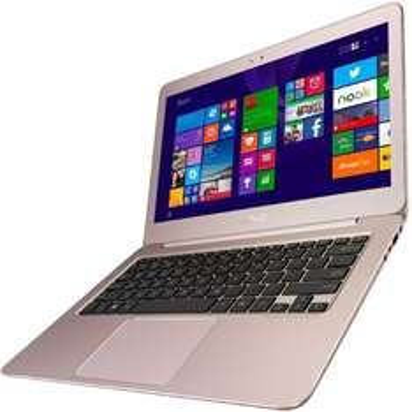 [NBB] Asus Zenbook UX305LA (13,3'' QHD IPS matt, i7-5500U, 8GB RAM, 256GB SSD M.2, Intel HD 5500, Wlan ac + Gb LAN, Aluminiumgehäuse, 1,2kg Gewicht, Win 8 -> 10) für 849,15€