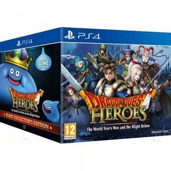 [Hitmeister.de] Dragon Quest Heroes: Der Weltenbaum und der Tyrann aus der Tiefe - Collector's Edition - Playstation 4 - für 57,89€ inkl. VSK