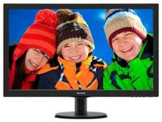 "Philips V-Line 273V5LHSB 68.6cm (27"") LED Monitor @comtech"