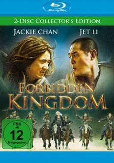 Forbidden Kingdom - 2 Disc Collector's Edition (Blu-ray) für 4,99€ bei Media Dealer