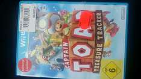 Captain Toad Treasure Tracker für 15€, Mario Kart 8 für 25€, Bravely Default für 19€ usw. bei REAL Flensburg