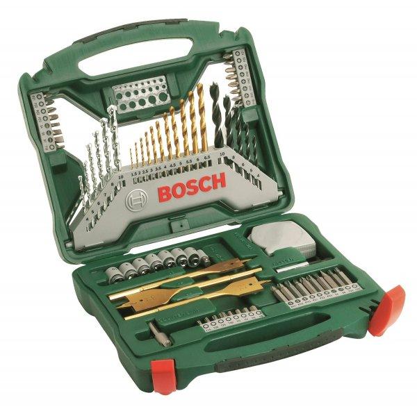 [allyouneed.com] Bosch X-Line Titanium-Set 70-teilig, Universal-Bohrer-Set für 23,95€ inkl. Versand