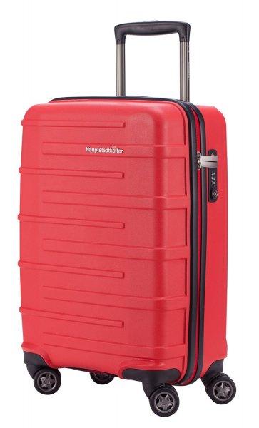 Der rote Ostkreuz Spinner als Handgepäck von Hauptstadtkoffer für 49,64 € [Amazon]