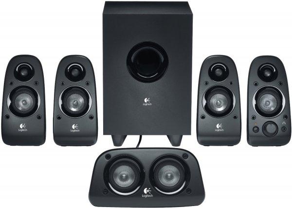 Logitech Z506 5.1 Lautsprechersystem für 69€ bei Amazon.de