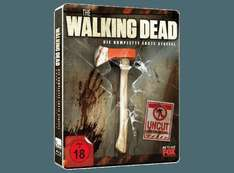[MM] The Walking Dead Staffel  1 BD Steelbook Axt