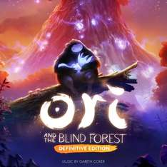 Soundtrack (Lossless/Lossy): Ori and the Blind Forest -> Definitive Edition 2016