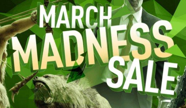 March Madness Sale @ Kinguin (z.B. The Talos Principle für 5,79€)