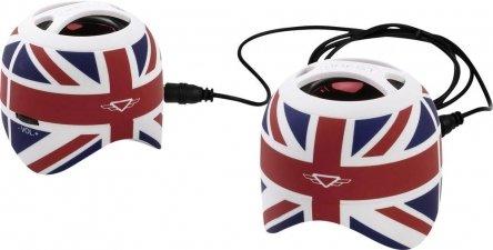 [Voelkner] DBEST Duo Bluetooth Stereo Lautsprecher PS4003 BT Union Jackflag inkl. Versand