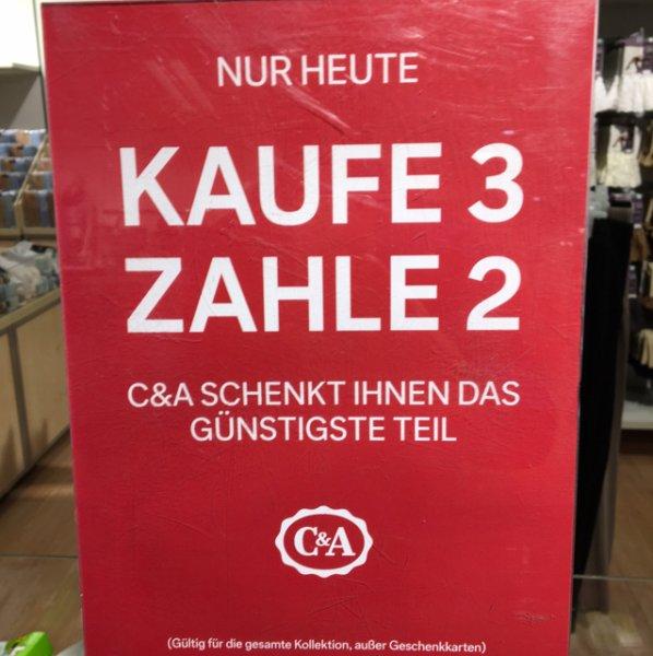Local Mannheim - 3 Teile kaufen, 2 bezahlen