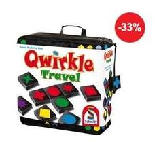 [real Online-Shop] Qwirkle-Travel für nur 10€ inkl. Versand (nächster Idealo: 12,73€ / >20% Ersparnis) [Edit: und lokal bei Rossmann für 9,00€]