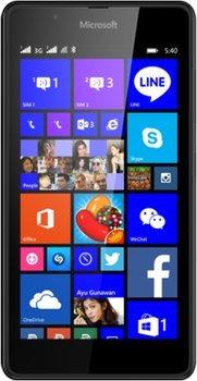 [Saturn] MICROSOFT Lumia 540 DualSim, Smartphone, 8 GB, 5 Zoll, 1GB Ram 3G Schwarz oder Weiß für 94,-€ Versandkostenfrei