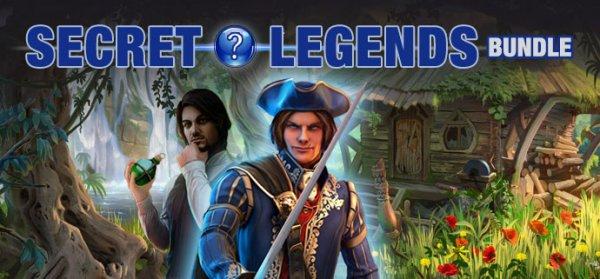 [Steam] Secret Legends Bundle (bis zu 9 Spiele, alle mit Sammelkarten) ab 0,90€ @ indiegala