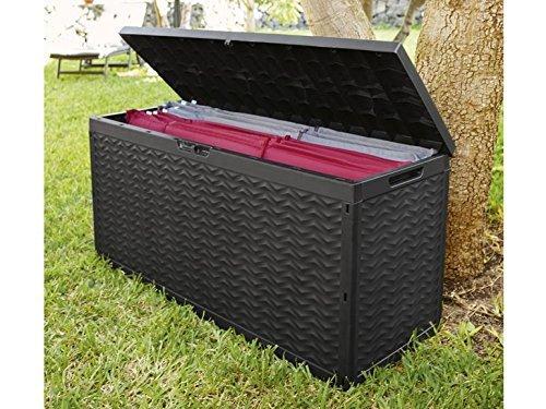 [Lidl Filiale ab 21.03.] Florabest Universalbox 320 Liter für Kissenauflagen, Gartengeräte (34 % Ersparnis)  => Vielleicht aber auch Paketbox für sparsame MyDealzer?