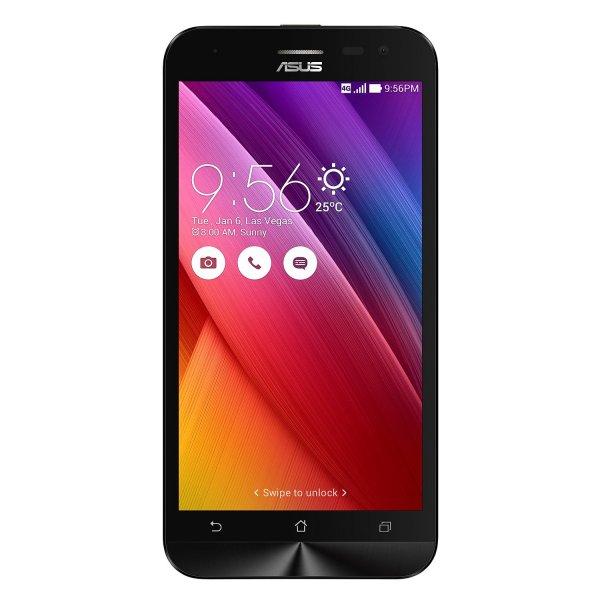 ASUS ZenFone 2 Laser 16GB ZE500KL schwarz für 156€ bei Amazon.DE mit Prime Versandoption