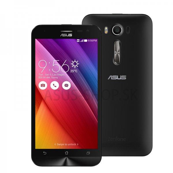 """[Versand d. amazon, MP]  ASUS ZenFone 2 Laser (ZE500KL)  LTE-Dual SIM (5"""" HD Gorilla Glass4, Snapdragon QC, 2GB RAM, 16GB intern erweiterbar, 8 +5 Megapixel Cam, schwarz)  für 156€"""