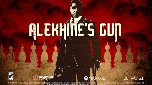 Alekhine's Gun für 17€