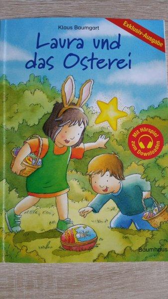 """Hörbuch """"Laura und das Osterei"""" kostenlos als Download"""