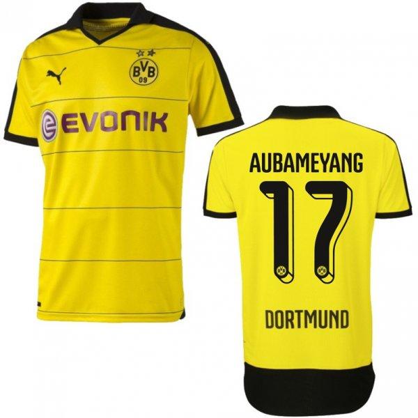 [Fussballgott24] Puma Borussia Dortmund Heimtrikot 2015/16 original für 33,98€ inkl. Versand. + 11€ für Erwachsenengrößen (Optional mit Beschriftung: 43,98€)