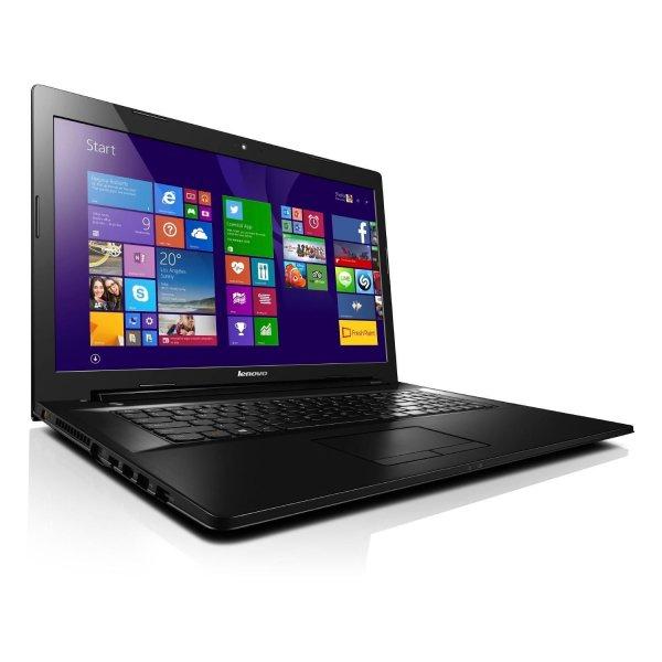 (ebay) Lenovo G70-80 mit Intel Pentium CPU 3825U bei cyberport mit Click & Collect