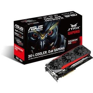 [Mindfactory] Asus Radeon R9 390 Strix Gaming Direct CU III OC inkl. Versand, Farcry Primal + Hitman